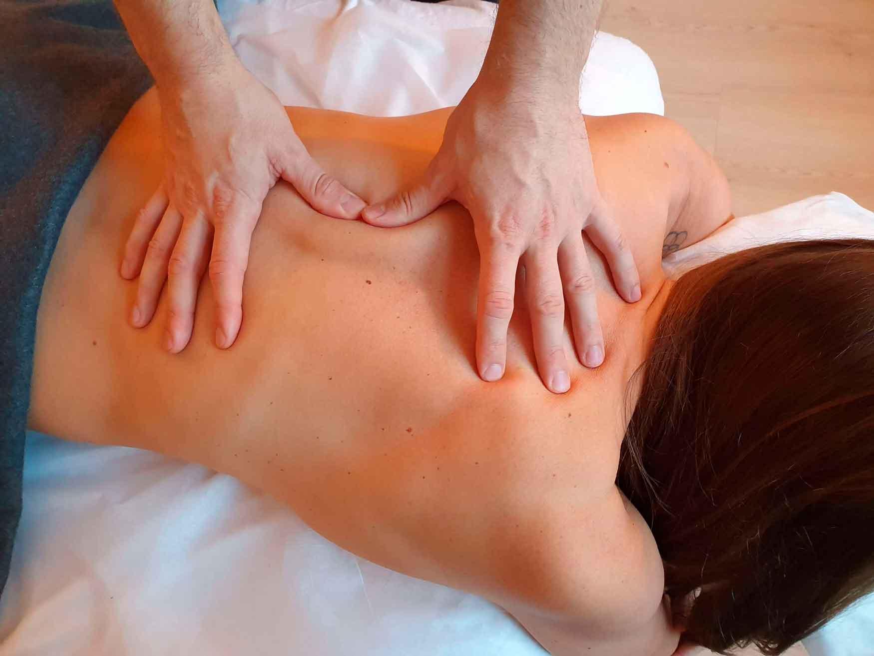 Har du ondt i ryggen så få en effektiv behandling med Body SDS kropsterapi